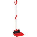 Long Handled Dust Pan With Broom
