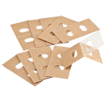 Vertical Blind Repair Tabs - Set Of 10