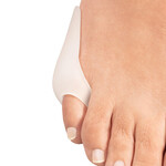 Silver Steps™ Tailor Gel Bunion Shield - Set of 2