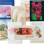 Christian All Occasion Cards Value Pack of 24