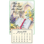 Mini Magnetic Calendar Psalm 118:24