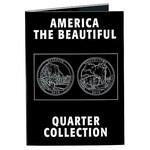 America The Beautiful Quarter Collection Album
