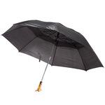 Black Windproof Umbrella