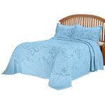 The Caroline Chenille Bedspread by OakRidge™ Comforts