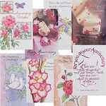 Anniversary Cards Value Pack of 20