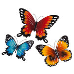 Metal Butterflies, Set of 3 by Fox River™ Creations