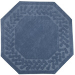 Chevron Octagon Rug
