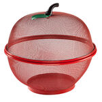 Apple Shape Mesh Basket
