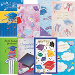 Graduation Card Assortment - Set of 24