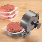 Aluminum Burger Press with Adjustable Thickness