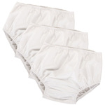 Sani-Pant™ Adult Plastic Pants - Pack of 3
