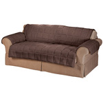 Waterproof Quilted Sherpa Loveseat Protector by OakRidge™