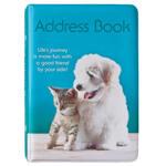 Kitty & Puppy Address Book