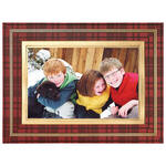 Perfectly Plaid Photo Christmas Card Set of 18