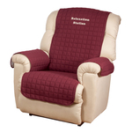 Personalized Warm Color Recliner Cover by OakRidge™