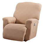Double Diamond Stretch Recliner Cover