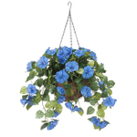 Fully Assembled Petunia Hanging Basket by OakRidge™