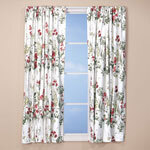 Ruby Meadow Energy Saving Curtains by OakRidge™
