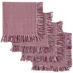 Homespun Woven Napkins, Set of 4