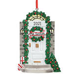 Personalized Front Door Ornament