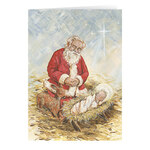 Personalized True Meaning Christmas Card Set of 20