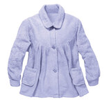 Fleece Bed Jacket by Sawyer Creek