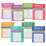 Bible Word Search, Set of 8