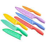 Cuisinart® 12-Piece Color Knife Set with Blade Guards
