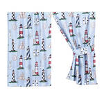 Lighthouse Window Curtain by OakRidge™
