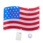 American Flag Shimmer Light