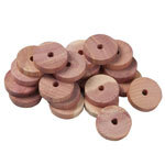 Cedar Hanger Discs, Set of 20 by OakRidge Accents™