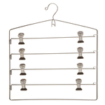 Four-Tier Swing Arm Clip Hanger