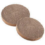 Rockin' Cat Scratcher Refills, Set of 2