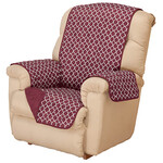 Deluxe Reversible Fashion Recliner Cover by OakRidge™
