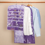 Lavender Garment and Jewelry Organizer, Set of 2