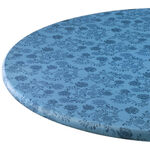 The Kathleen Vinyl Elasticized Tablecover By Home-Style Kitchen™