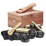 Woodlore® Cedar Shoe Valet with Deluxe Starter Kit