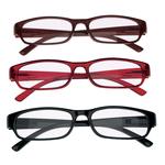 Bifocal Reading Glasses, Set of 3