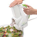Presto® Salad Shooter Electric Slicer/Shredder
