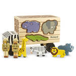 Melissa & Doug® Personalized Safari Animal Rescue Truck