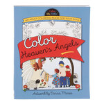 Color Heaven's Angels Coloring Book
