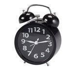 Retro Style Twin Bell Alarm Clock