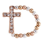Cross Stretch Ring