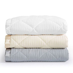 Romana Collection Luxurious Down Alternative Blanket with Satin Border