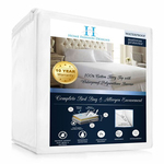 Hypoallergenic Waterproof Mattress Encasement