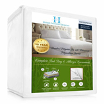 Bamboo Hypoallergenic Waterproof Mattress Encasement