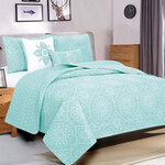 Kiara Collection 5-Piece Quilt Set