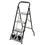 Rolling Step Ladder Dolly by LivingSURE™
