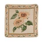 Sunflower Tapestry Pillow Cover