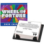 Wheel of Fortune® Day-to-Day Desk Calendar
